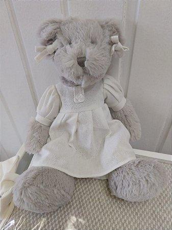 Urso Modali Baby - Cinza