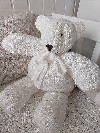 Urso Crú (Off White) - Rian Tricot