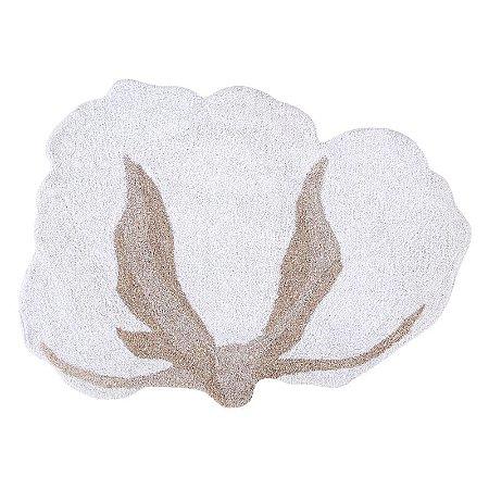Tapete Flor Cotton 1,30x1,20 - Lorena Canals