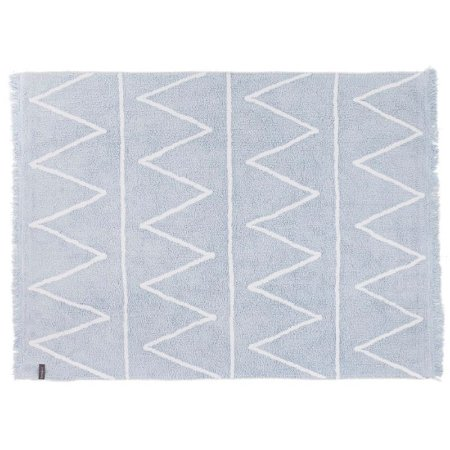 Tapete Hippy Azul Soft 1,20x1,60 - Lorena Canals
