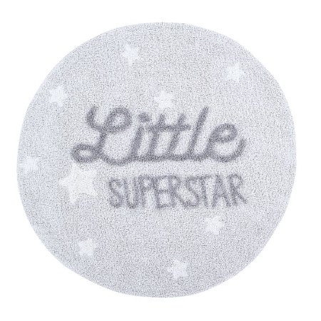 Tapete Little Superstar 1,20 - Lorena Canals