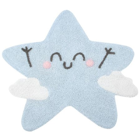 Tapete Happy Star 1,20x1,20 - Lorena Canals