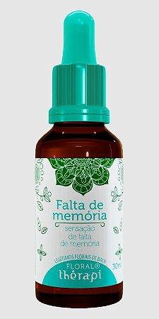 Floral Thérapi Falta de Memória 30mL