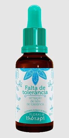 Floral Thérapi Falta de Tolerância 30mL