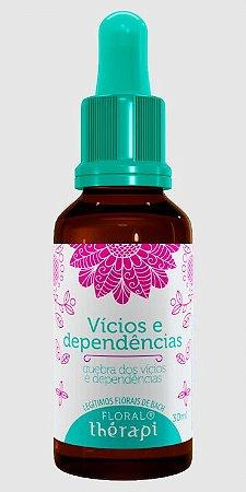 Floral Thérapi Vícios e Dependências 30mL