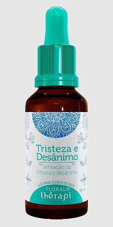 Floral Thérapi Tristeza e Desânimo 30mL