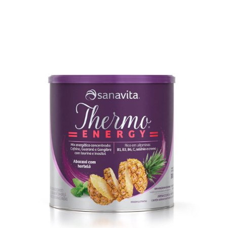 Thermo Energy® Abacaxi com Hortelã 300g