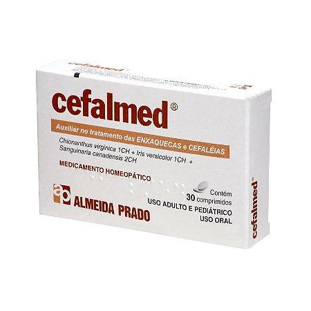 Cefalmed Almeida Prado - 30 Comprimidos