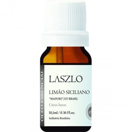 Óleo Essencial de Limão Siciliano Maduro GT Brasil - Laszlo - 10,1 ml