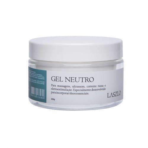Gel Neutro Linha SPA - Laszlo - 200g