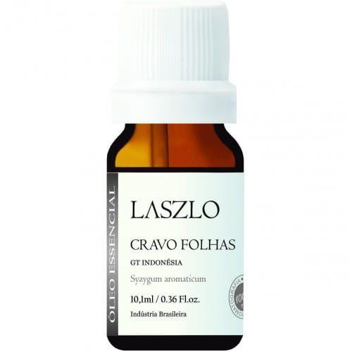 Óleo Essencial de Cravo da Índia (Folhas) GT Indonésia - Laszlo - 10,1 ml
