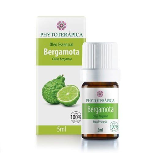 Óleo Essencial de Bergamota - Phytoterápica - 05 ml