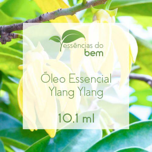 ÓLEO ESSENCIAL DE YLANG YLANG I GT CHINA 10,1ML