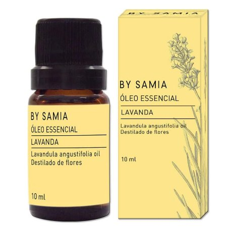 Oleo essencial de lavanda 10 ml