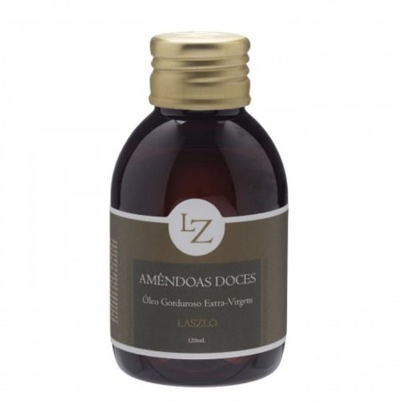 Oleo vegetal de amendoas doces 120 ml