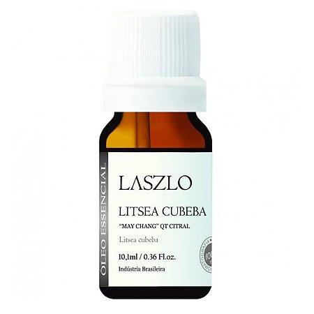 Oleo essencial Litsea Cubeba QT Citral - 10,1 ml