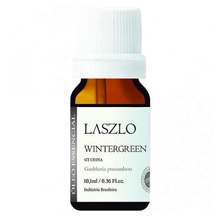 Óleo Essencial Wintergreen GT China - Laszlo - 10,1 ml