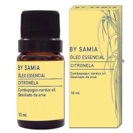 Oleo essencial de citronela 10 ml