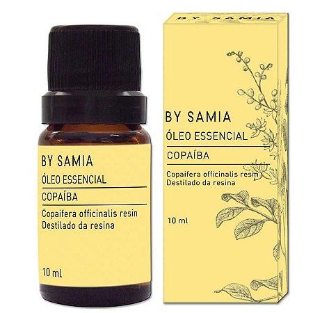 Oleo essencial de copaiba 10 ml