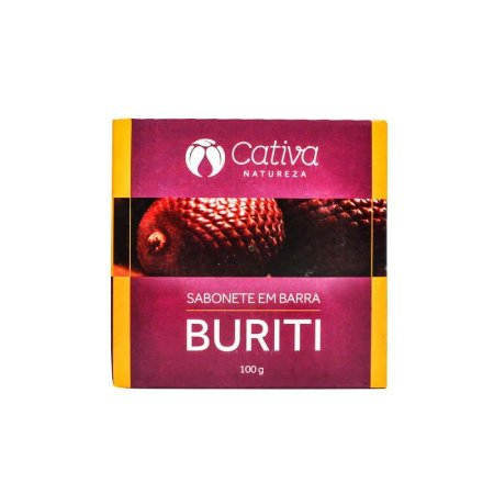 Sabonete Buriti 100 g