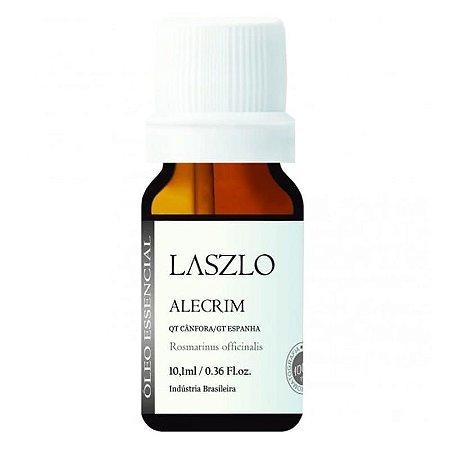 Óleo Essencial de Alecrim Cânfora GT Espanha - Laszlo - 10,1 ml