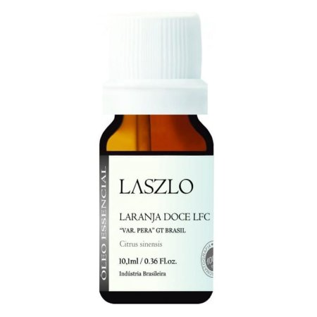 Oleo essencial de laranja doce pera LFC 10 ml