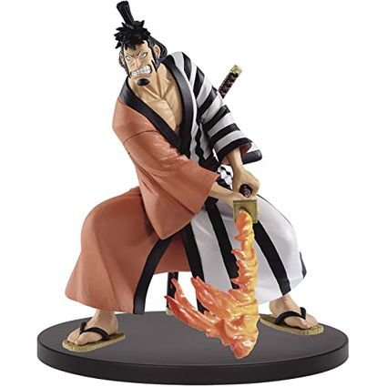 Kinemon Figure One Piece Battle Record Collection