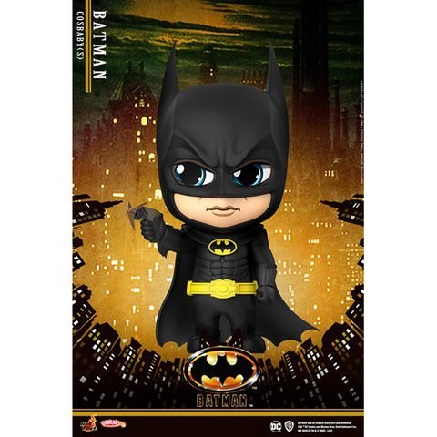 DC Comics: Batman Returns - Batman Cosbaby - Hot Toys
