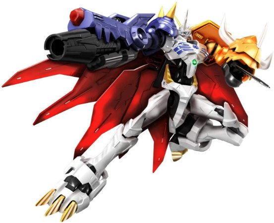 Bandai Figure Rise Omegamon -  Digimon