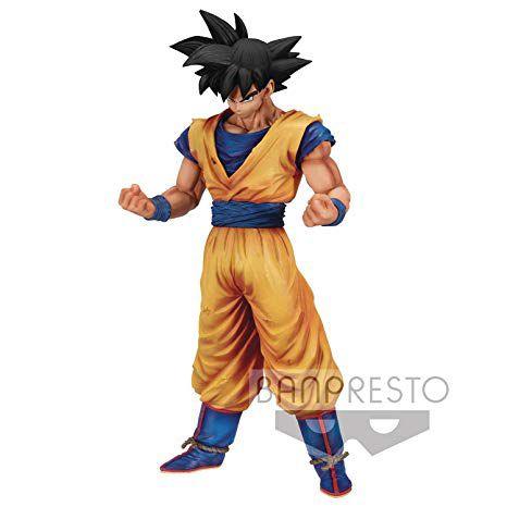 Grandista Resolution Of Soldiers Dragon Ball Z Son Goku
