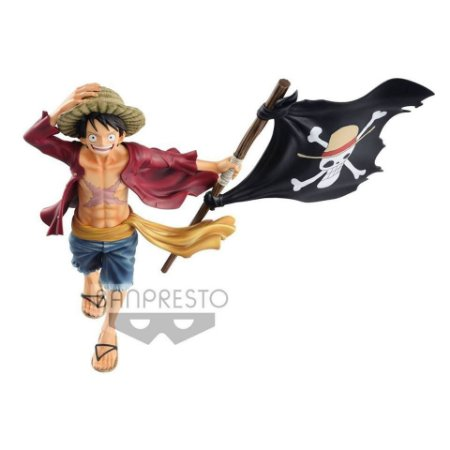Luffy - One Piece Magazine Figure