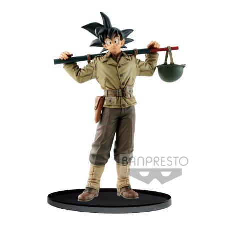 Son Goku Banpresto World Figure Colosseum Bwfc
