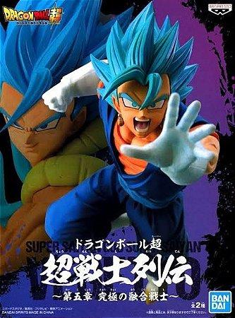 Dragon Ball- Super Saiyan God Ultimate Fusion