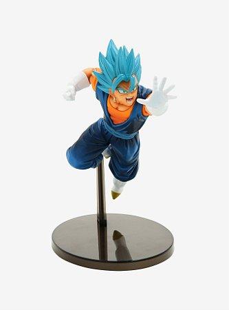 Dragon Ball- Super Saiyan God Ultimate Fusion Vegeto