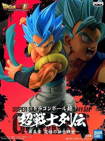 Dragon Ball Ultimate Fusion - God Gogeta