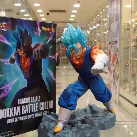 DBZ Battle Collab Vegetto God
