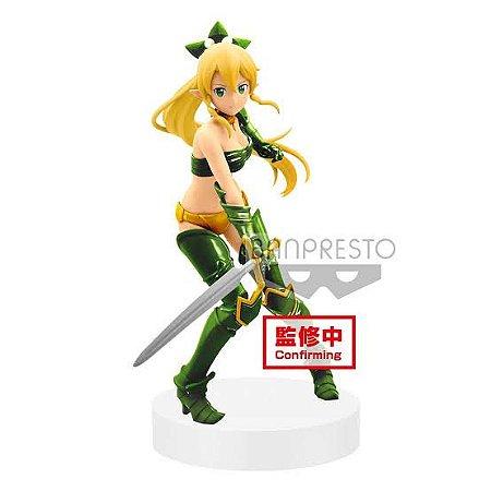 Banpresto Sword Art Online Memory Defrag Exq Figure Leafa Bikini Armor