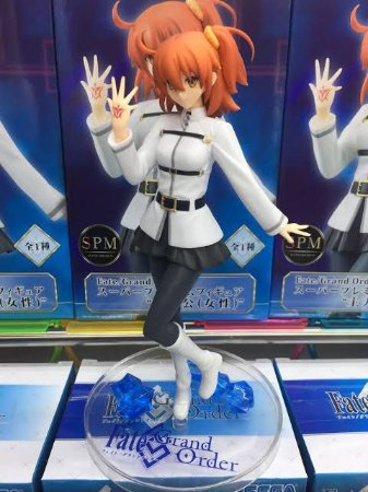 Fate Grand Order SPM Figure