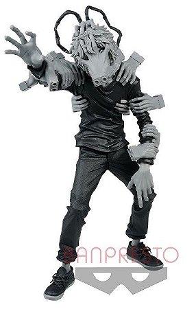 Shigaraki Tomura - Boku no Hero Academia - Preto e Branco