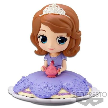 Qposket Sugirly Disney Characters - Sofia Princess