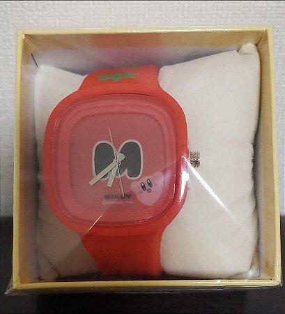 Relogio de Pulso Kirby - Nintendo Tomato Power