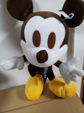 Pelucia Mickey Mouse - Oficial Disney