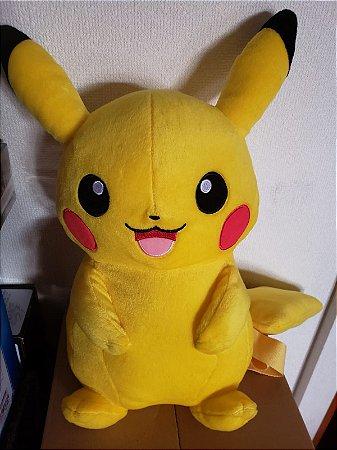 Pelucia Bolsa Pokemon Pikachu