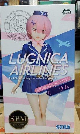 Re Zero Lugnica Airlines