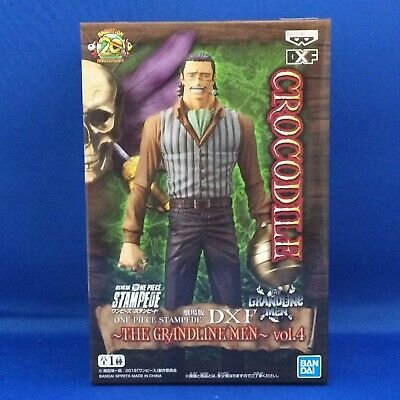 One Piece Grand Line Man - Crocodile DXF