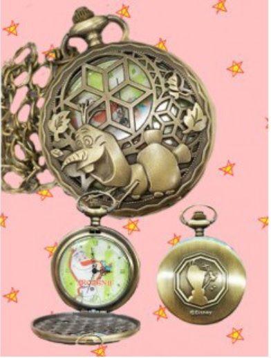 Olaf - Frozen 2 Pocket Watch