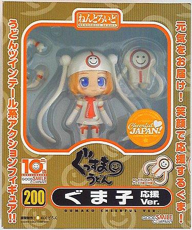 Nendoroid 200 -  Gumako: Cheerful ver.
