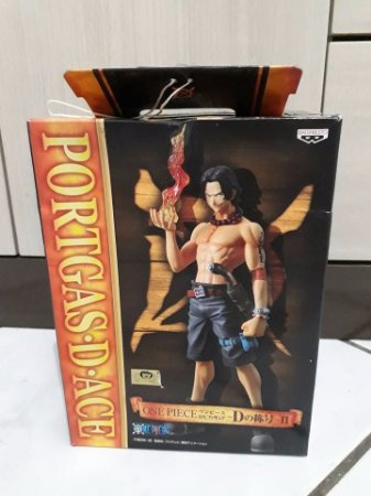 One Piece Portgas.D. Ace One Piece DX