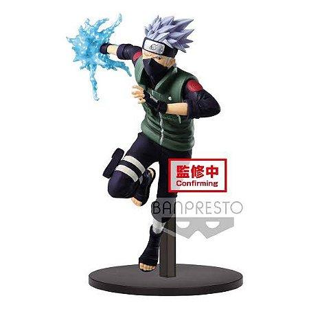 Naruto- Kakashi Vibration Stars