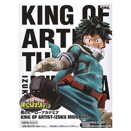 Boku no Hero King of Artist Izuku Midoriya